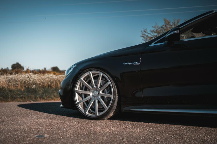 Deville Alus Mercedes AMG S 63 Cabrio JMS Tuning 10 Deville Alus am Mercedes AMG S 63 Cabrio von JMS!