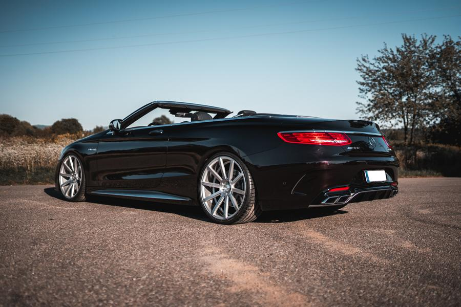 Deville Alus Mercedes AMG S 63 Cabrio JMS Tuning 12 Deville Alus am Mercedes AMG S 63 Cabrio von JMS!
