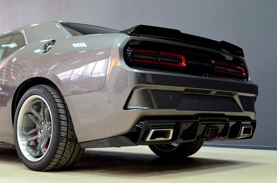 Dodge Challenger MAD MAX SCL Global Concept Bodykit Tuning 12 Dodge Challenger MAD MAX von SCL Global Concept!
