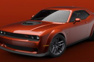 Dodge Widebody Kit 2021 Challenger Scat Pack u. TA 310x205 Dodge liefert Widebody Kit für den 2021 Challenger Scat Pack u. T/A
