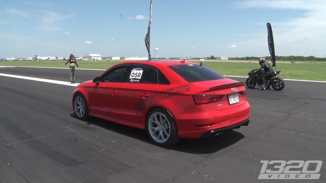 Extrem Sleeper Audi RS3 Limousine mit 900 PS 1 Video: Extrem   Sleeper Audi RS3 Limousine mit 900 PS!