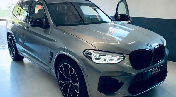 FF Retrofittings BMW X3 M (S58) mit 780 PS & 1086 NM!
