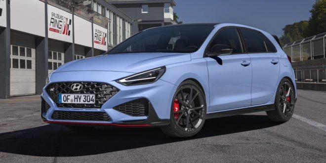 Gelifteter Hyundai i30 N mit 280 PS & 392 NM vorgestellt!