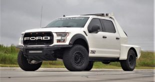 Ford F 150 Raptor V8 PaxPower Flachbett Tuning 2 310x165 811 PS Ford F 150 als Jimco Reaper Luxury Pre Runner!