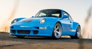 Gunther Werks 400R Porsche 911 933 Mexico Blue Restomod Tuning Header 310x165 Gunther Werks   Remastered Porsche 911 (993) Speedster!