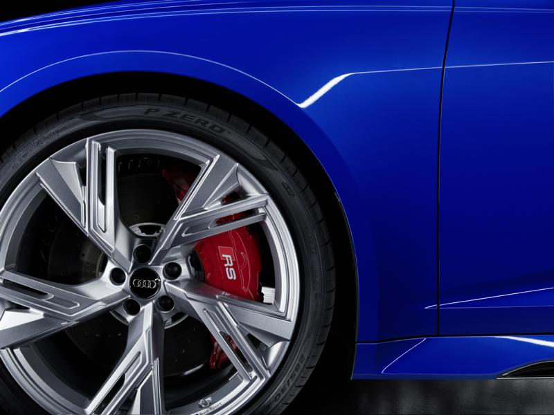 Hommage RS2 Audi RS 6 Avant RS Tribute Edition USA Tuning 17 Hommage an den RS2   Audi RS 6 Avant RS Tribute Edition!