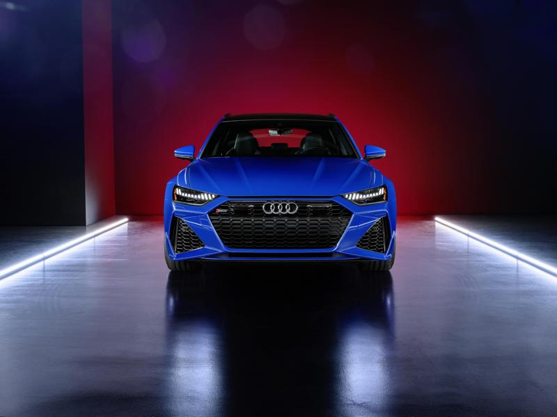 Hommage RS2 Audi RS 6 Avant RS Tribute Edition USA Tuning 19 Hommage an den RS2   Audi RS 6 Avant RS Tribute Edition!