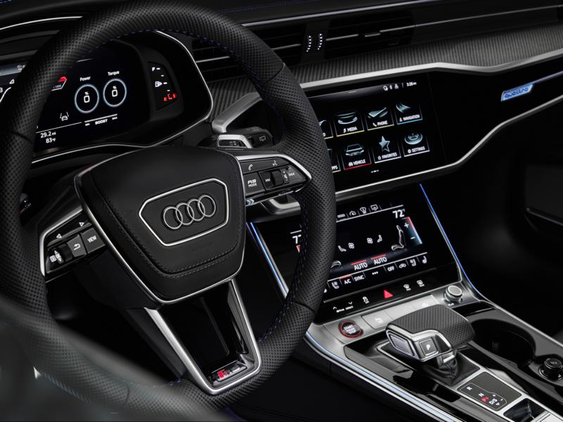 Hommage RS2 Audi RS 6 Avant RS Tribute Edition USA Tuning 9 Hommage an den RS2   Audi RS 6 Avant RS Tribute Edition!