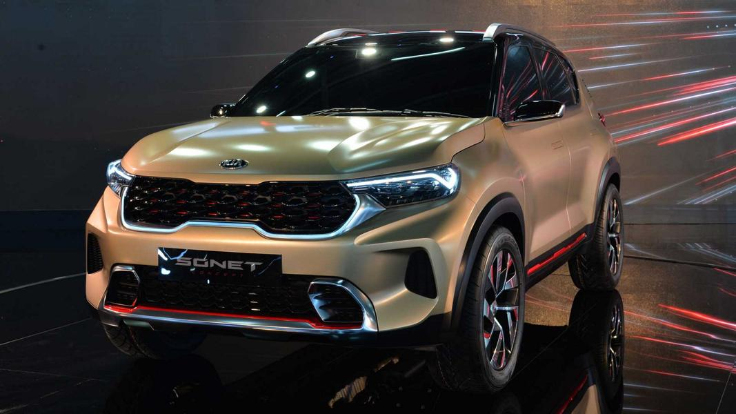 KIA Sonet 2020 The Car of the Year 2021 A preview of six favorites