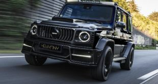 Keyvany Herems 2020 Mercedes G Klasse W463A W464 Tuning Bodykit Header 310x165 KEYVANY Bentley Flying Spur mit Bodykit und 900 PS!