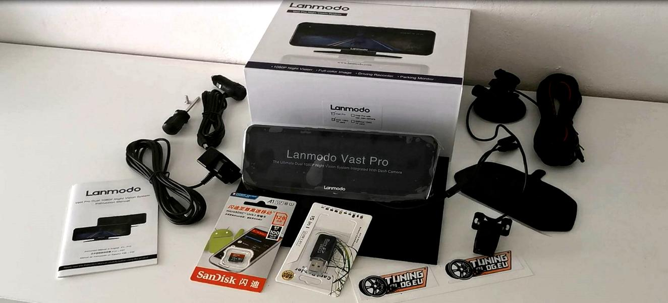 Lanmodo Vast Pro Night Vision System 4 Upgrade   2020 Lanmodo Vast Pro Night Vision System!