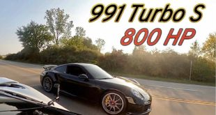McLaren 720S vs. 800 PS Porsche 911 Turbo S 310x165 Video: McLaren 720S vs. 800 PS Porsche 911 Turbo S!