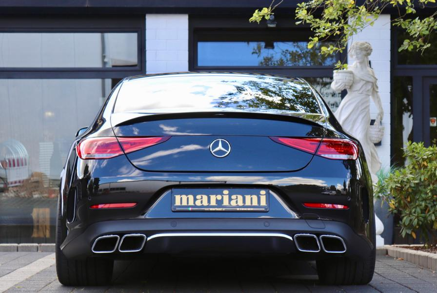 Mercedes Benz CLS C257 Tuning mariani Car Styling 2 Edel   Mercedes Benz CLS vom Tuner mariani Car Styling!