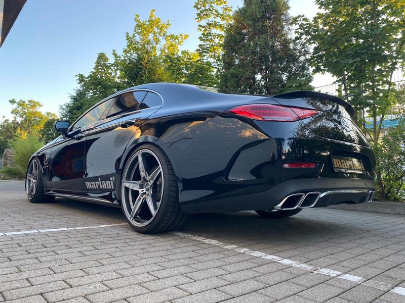 Mercedes Benz CLS C257 Tuning mariani Car Styling 3 Edel   Mercedes Benz CLS vom Tuner mariani Car Styling!
