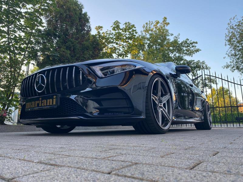 Mercedes Benz CLS C257 Tuning mariani Car Styling 4 Edel   Mercedes Benz CLS vom Tuner mariani Car Styling!