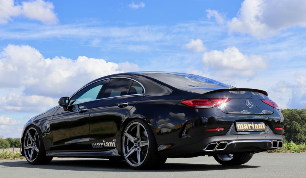 Mercedes Benz CLS C257 Tuning mariani Car Styling 5 Edel   Mercedes Benz CLS vom Tuner mariani Car Styling!