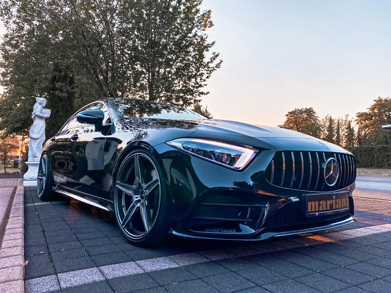 Mercedes Benz CLS C257 Tuning mariani Car Styling 6 Edel   Mercedes Benz CLS vom Tuner mariani Car Styling!