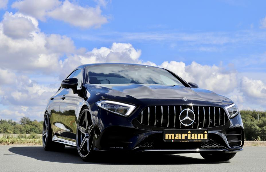 Mercedes Benz CLS C257 Tuning mariani Car Styling 7 Edel   Mercedes Benz CLS vom Tuner mariani Car Styling!