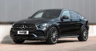 Mercedes Benz GLC Facelift Sport Springs Front 310x165 Real car love pays off: With CosmosDirekt to an advertising star