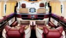 Mercedes Benz Vito AMG Grill Tuning Interior 10 135x78 Mercedes Benz Vito as a rolling luxury suite with AMG grill!