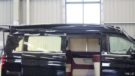 Mercedes Benz Vito AMG Grill Tuning Interior 15 135x76 Mercedes Benz Vito as a rolling luxury suite with AMG grill!