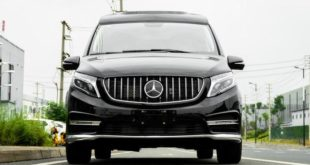 Mercedes Benz Vito AMG Grill Tuning Interieur 26 310x165 Mercedes Benz Vito als rollende Luxus Suite mit AMG Grill!