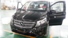Mercedes Benz Vito AMG Grill Tuning Interieur 38 135x77 Mercedes Benz Vito als rollende Luxus Suite mit AMG Grill!