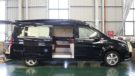 Mercedes Benz Vito AMG Grill Tuning Interieur 4 135x76 Mercedes Benz Vito als rollende Luxus Suite mit AMG Grill!