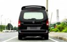 Mercedes Benz Vito AMG Grill Tuning Interior 7 135x85 Mercedes Benz Vito as a rolling luxury suite with AMG grill!