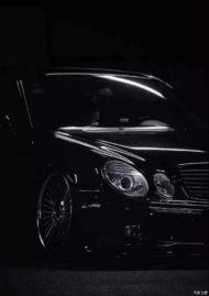 Mercedes E Klasse W211 Work Emitz Felgen VIP Tuning 10 190x269 Mercedes E Klasse (W211) auf Work Emitz Felgen mit VIP Tuning.