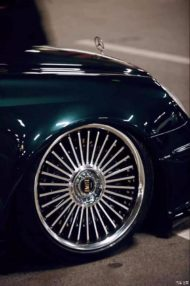 Mercedes E Klasse W211 Work Emitz Felgen VIP Tuning 7 190x286 Mercedes E Klasse (W211) auf Work Emitz Felgen mit VIP Tuning.