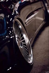 Mercedes E Klasse W211 Work Emitz Felgen VIP Tuning 8 190x286 Mercedes E Klasse (W211) auf Work Emitz Felgen mit VIP Tuning.