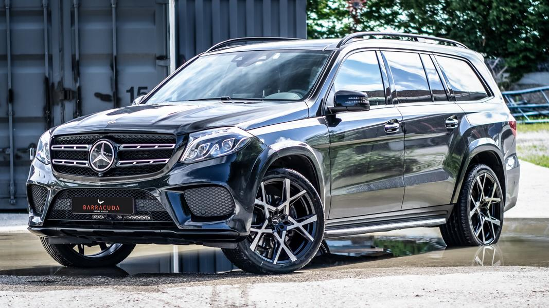 Mercedes GLS Barracuda HS Motorsport Project X 1 Mercedes GLS: Barracuda meets HS Motorsport   Project X!