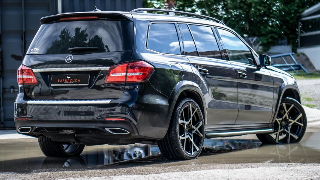 Mercedes GLS Barracuda HS Motorsport Project X 3 Mercedes GLS: Barracuda meets HS Motorsport   Project X!