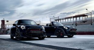 Mini John Cooper Works special model Nightfall Edition 6 310x165 2020 MINI Cooper S Countryman ALL4 with roof tent!