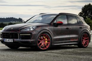 Nebulus HGP Porsche Cayenne Tuning BLACK BOX RICHTER 310x205 Nebulus 962 PS Porsche Cayenne by BLACK BOX RICHTER