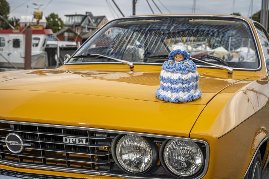 Opel Manta Timmendorfer Strand 50 Years of Tuning 13 Like 1970 The Opel Manta is celebrating on Timmendorfer Strand!