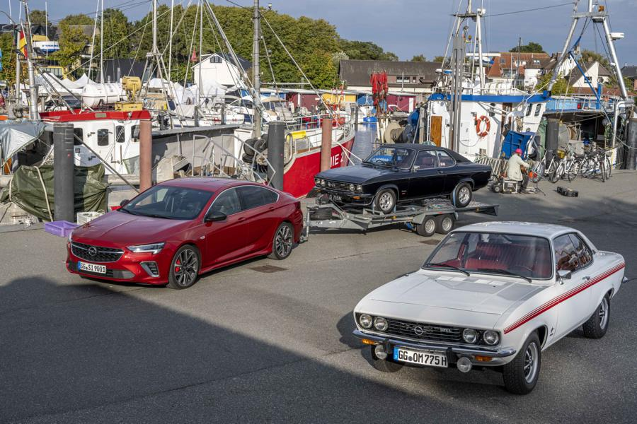 Opel Manta Timmendorfer Strand 50 Years of Tuning 20 Like 1970 The Opel Manta is celebrating on Timmendorfer Strand!