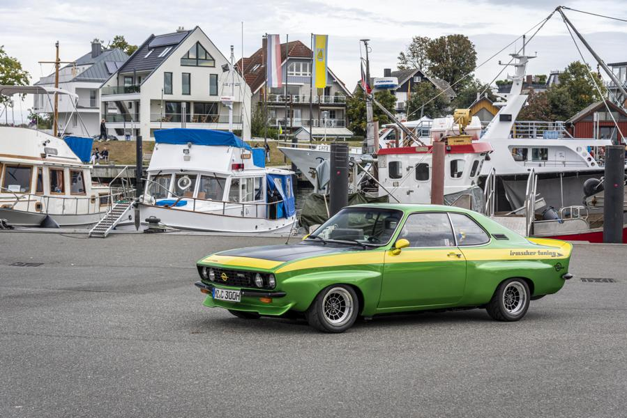 Opel Manta Timmendorfer Strand 50 Years of Tuning 5 Like 1970 The Opel Manta is celebrating on Timmendorfer Strand!