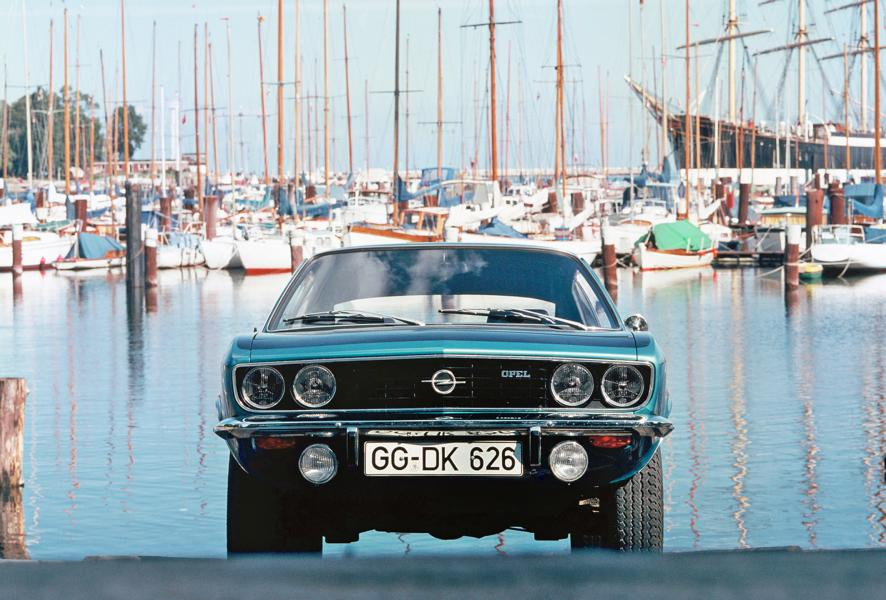 Opel Manta Timmendorfer Strand 50 Years of Tuning 7 Like 1970 The Opel Manta is celebrating on Timmendorfer Strand!