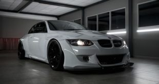 Pandem Widebody BMW M3 E93 Cabrio Maserati V8 4 310x165 Fertig: 2020 Pandem C8 Chevrolet Corvette Widebody!