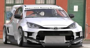 Pandem Widebody Kit 2020 Toyota GR Yaris Tuning 1 310x165 Fertig: 2020 Pandem C8 Chevrolet Corvette Widebody!