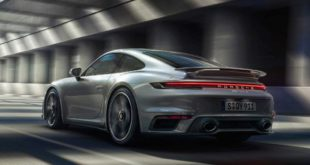 Porsche 911 Turbo S 992 2020 310x165 Car insurance: What should the policy at least be able to do?