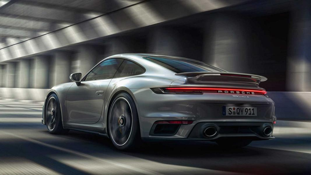 Porsche 911 Turbo S 992 2020 The Car of the Year 2021 A preview of six favorites