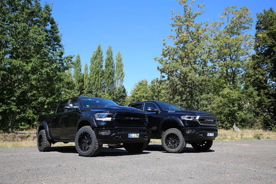 Power Pack 2 x Ram 1500 Duo vom Tuner TR Carstyling 1 Power Pack! 2 x Ram 1500 Duo vom Tuner TR Carstyling