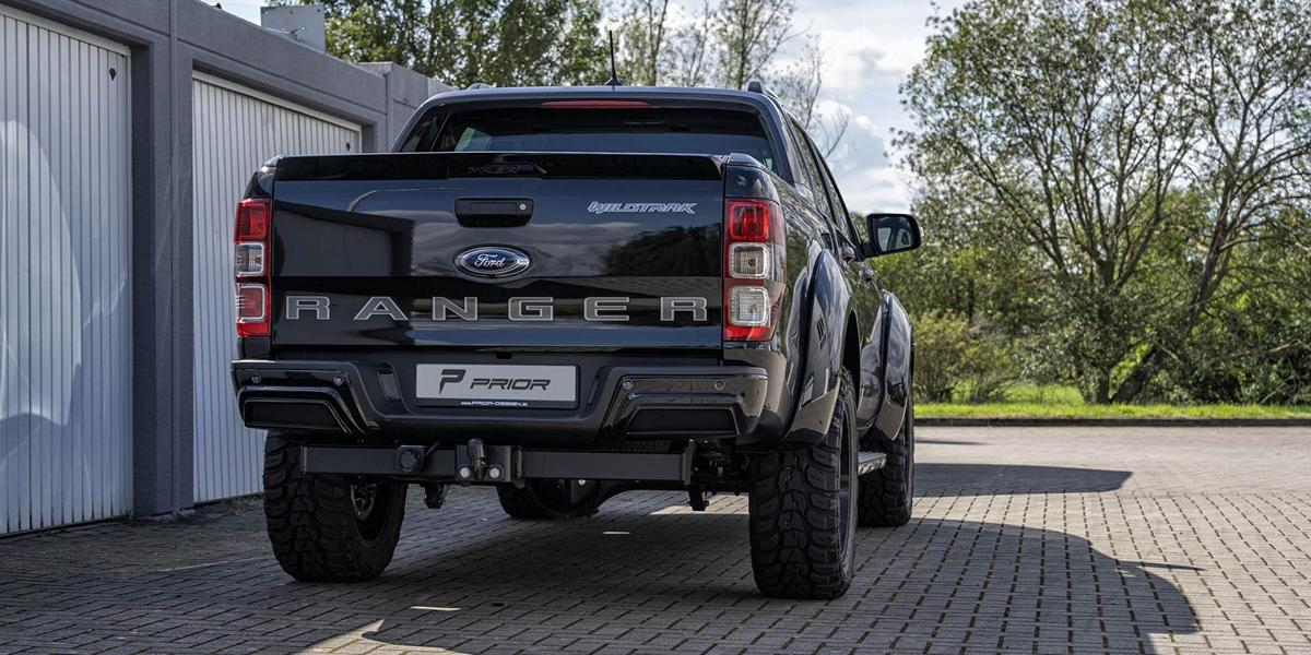 Prior Design PD Widebody Kit Ford Ranger Pickup Tuning 7 Prior Design: PD Widebody Kit für Ford Ranger Pickup!