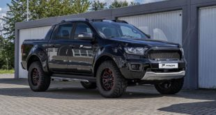 Prior Design PD Widebody Kit Ford Ranger Pickup Tuning 9 310x165 Prior Design: PD Widebody Kit für Ford Ranger Pickup!
