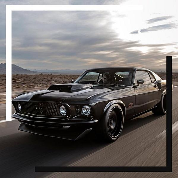 Shelby GT500CR Carbon Edition Classic Recreations Tuning Ford Mustang 4 Shelby GT500CR Carbon Edition von Classic Recreations!