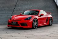 TECHART GT Package Porsche 718 Cayman Tuning 8 190x127 TECHART GT Package for the current Porsche 718 Cayman!