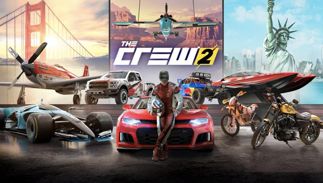 The Crew 2 EA, Ubisoft, Nintendo und Co.: Race Games hat jeder!